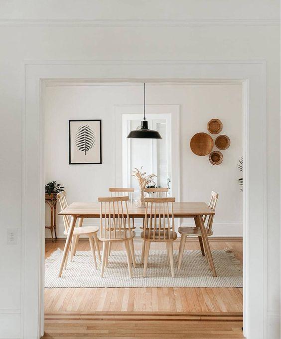 скандинаский дизайн оттенки кухни