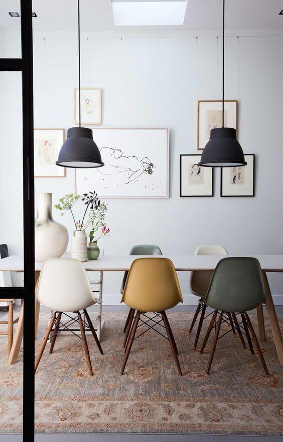 освещение в скандинаском дизайне