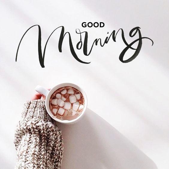 красива листівка доброго ранку