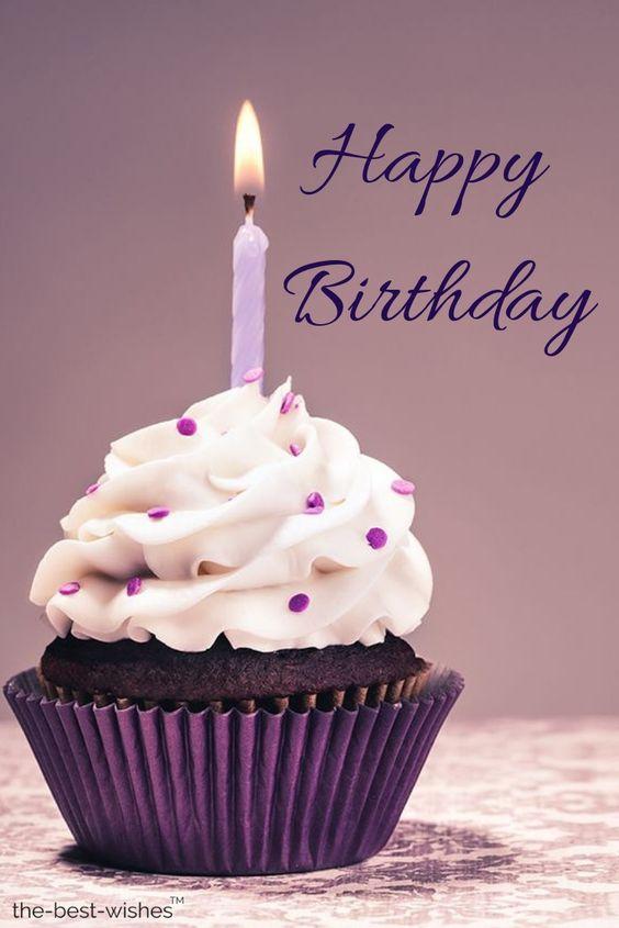 с днем рождения торт кексик