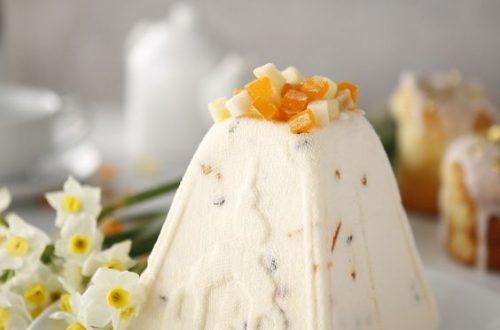 Сирна паска — простий рецепт без випічки