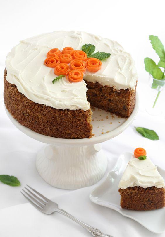 прикольное украшение пирога