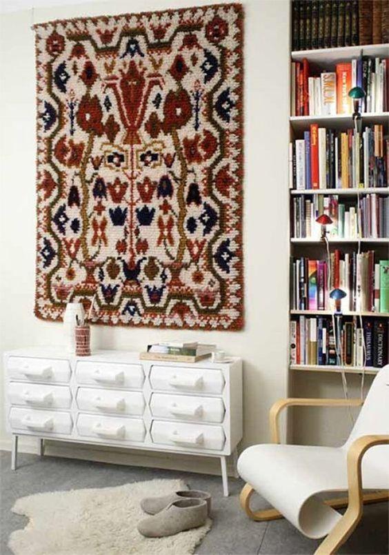 килим на стіні