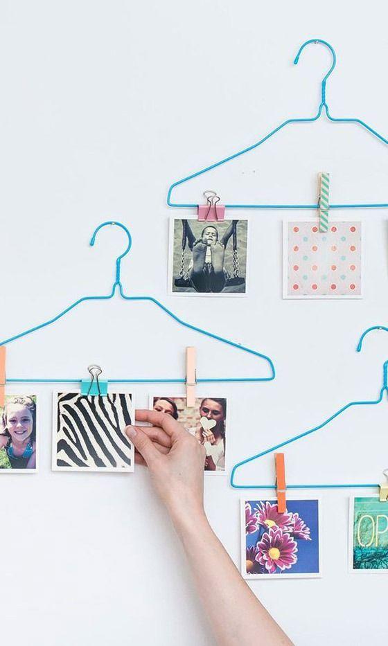 Фотографії на стіні в інтер'єрі 2