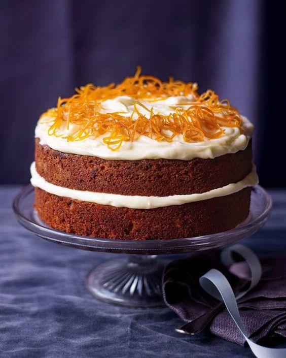 морковный пирог рецепты