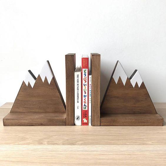 ідеї тримачі для книг