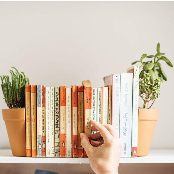 тримач для книг