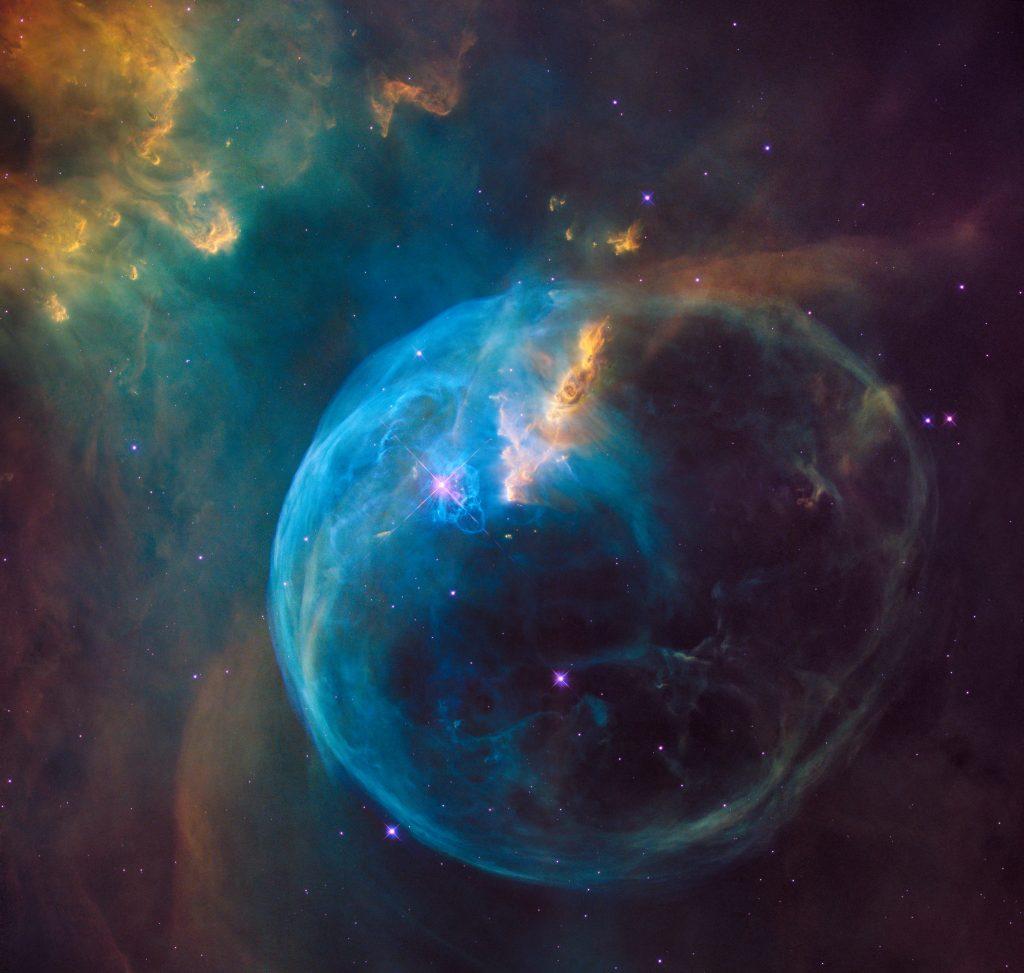 невероятные факты о космосе
