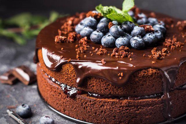 як приготувати смачну глазур для торта