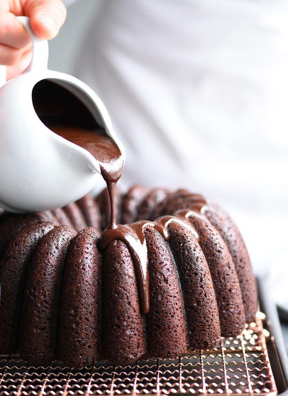 Готуємо смачну шоколадну глазур правильно