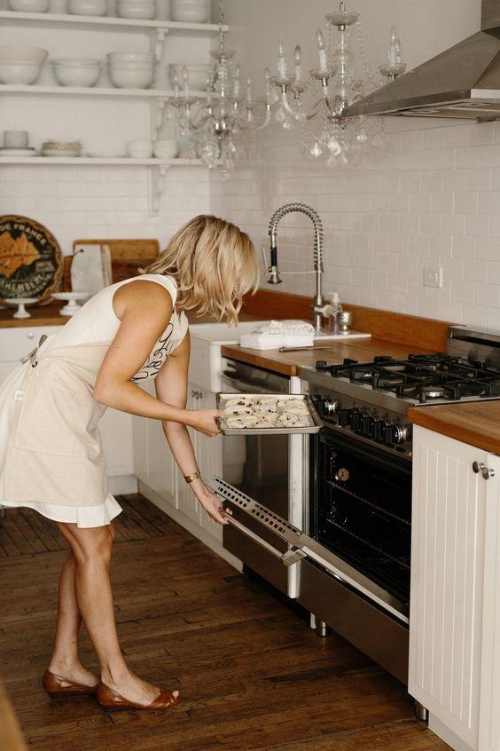 Як визначити температуру в газовій духовці без термометра: випікаємо правильно.