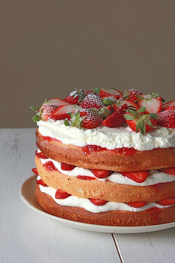 смачний рецепт сметанний крем для торта