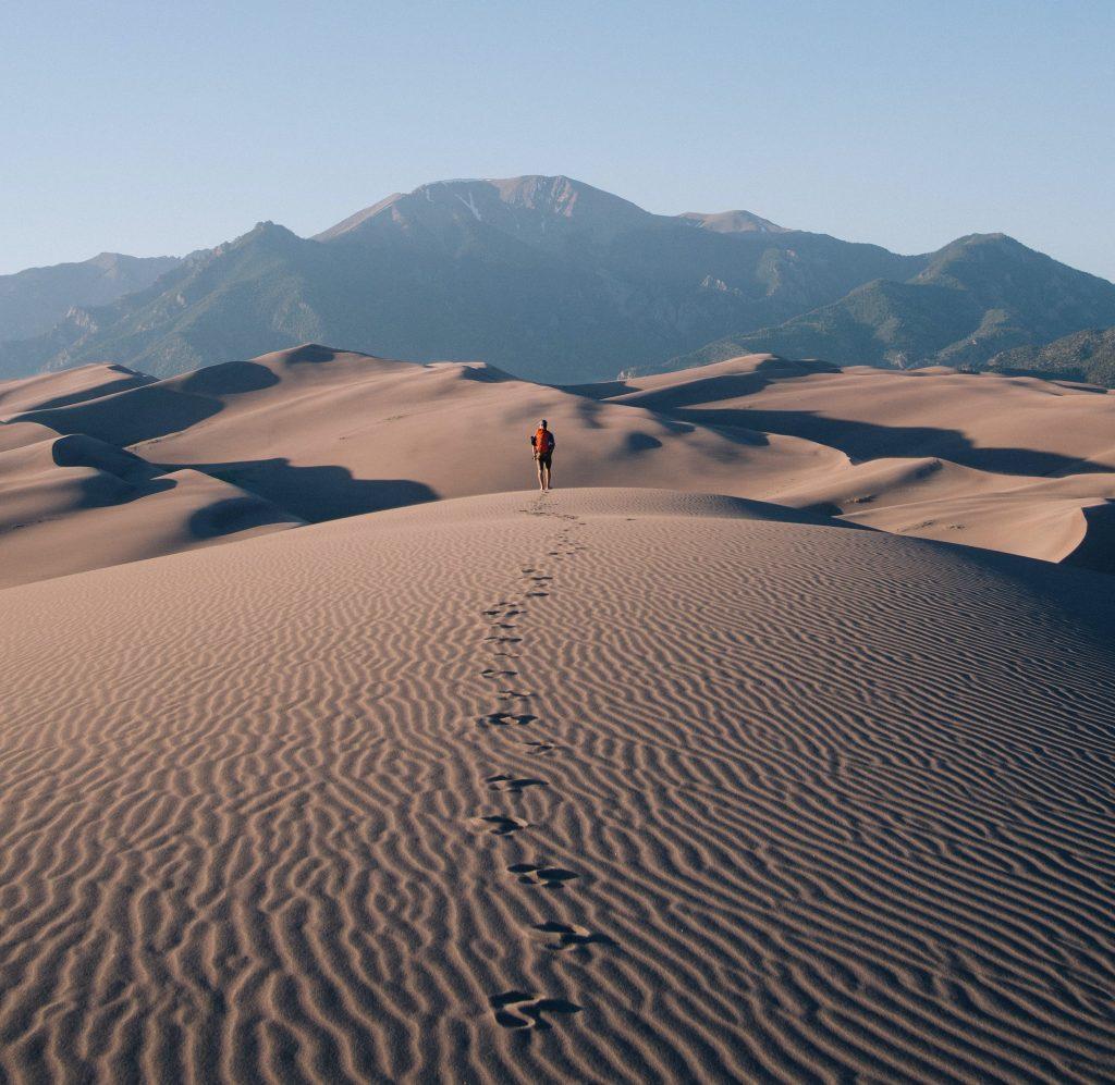 пустеля пісок фото
