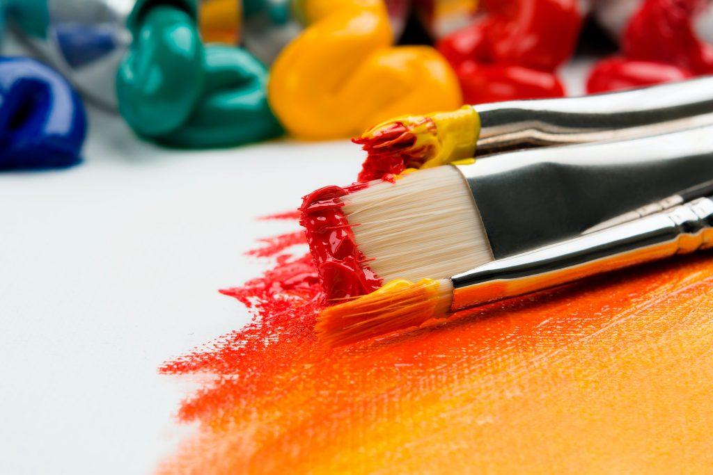 як малювання на нас впливає