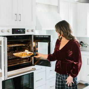 Як визначити температуру в газовій духовці