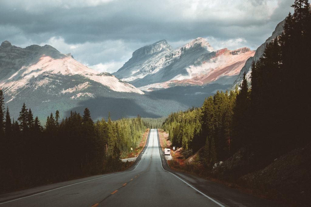 красиве фото дороги