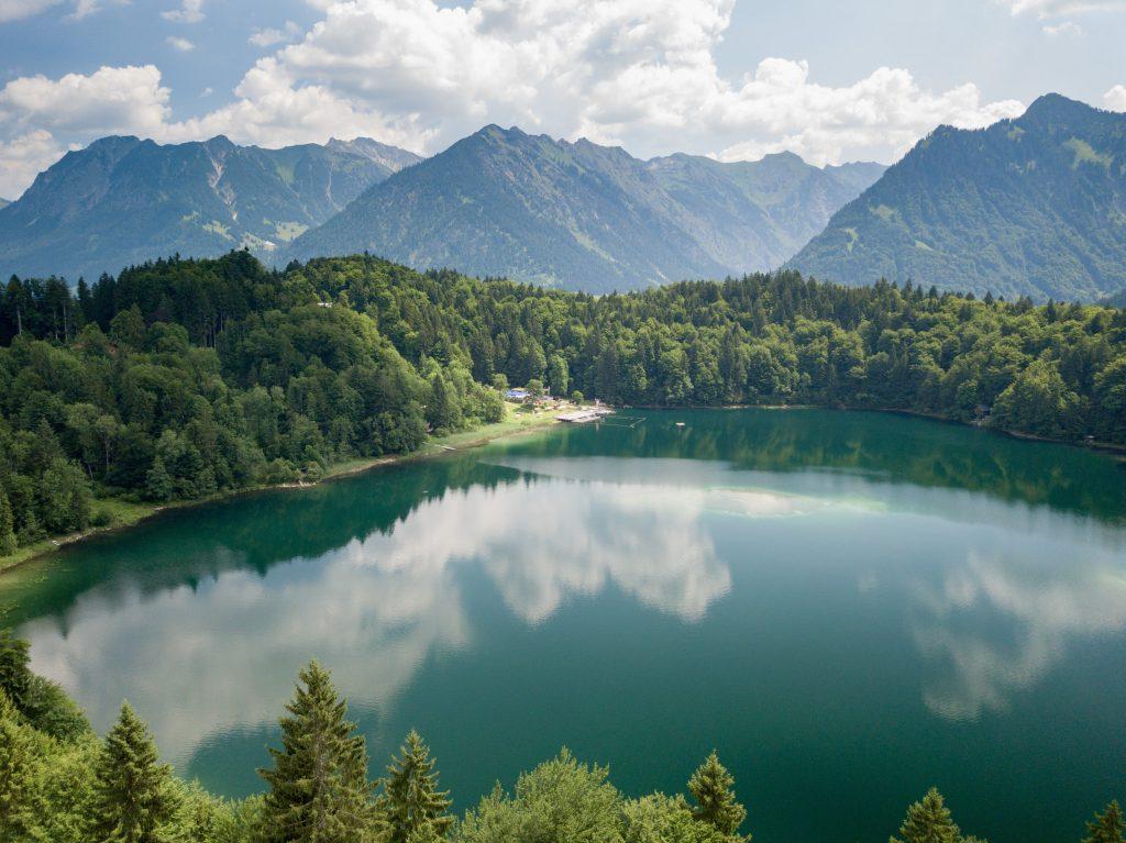 картинка озера