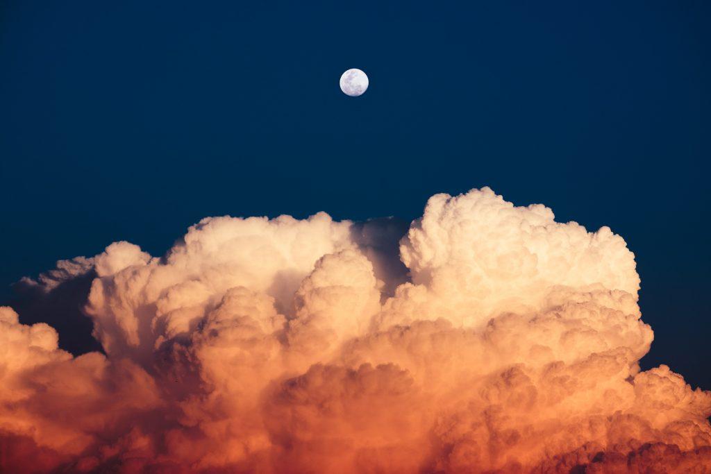 красиве фото небо