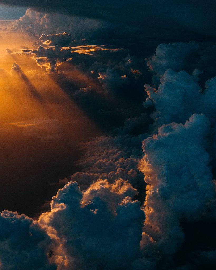фото неба