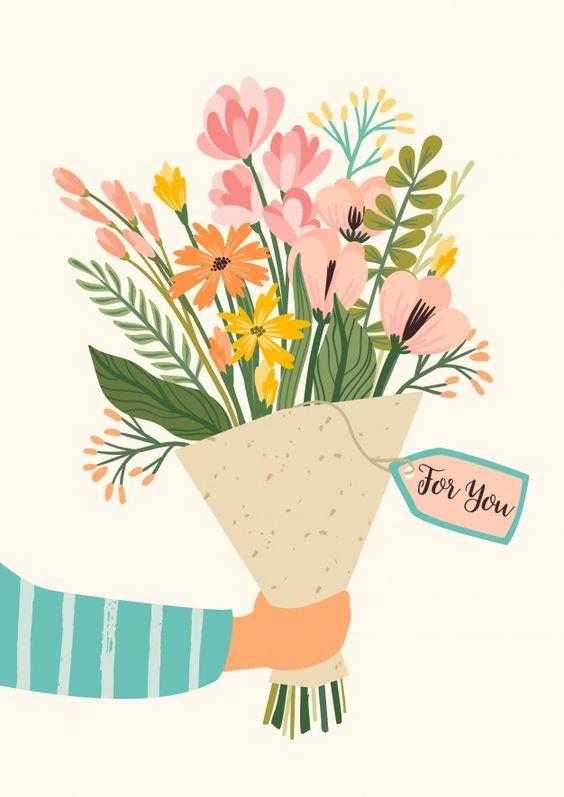 квіти для подруги з днем народження