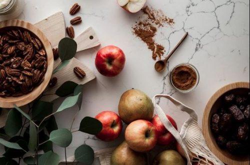 шарлотка з яблуками