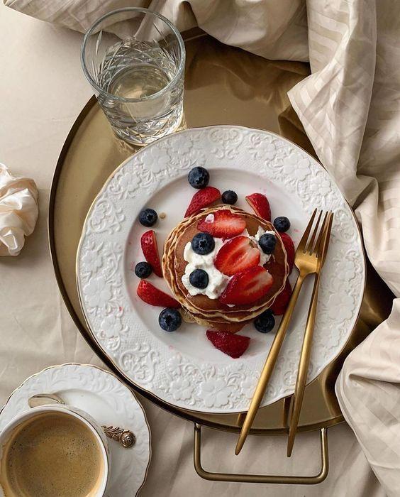 як робити красиві фото їжі