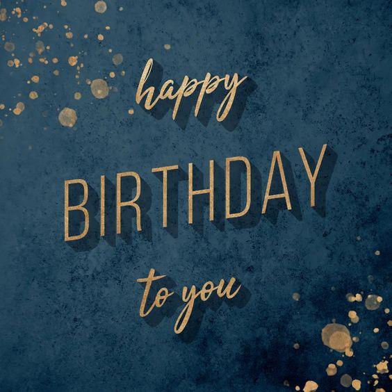 Привітання з днем народження мужчині