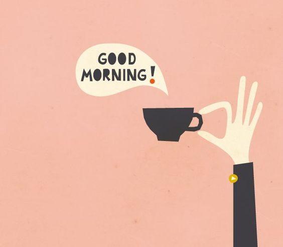 прикольна картинка добрий ранок
