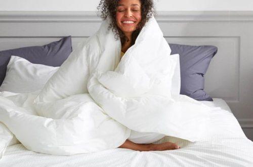 Как выбрать правильное одеяло
