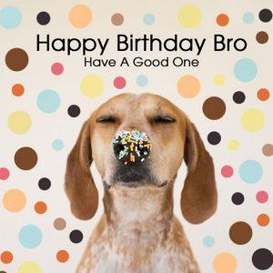 Привітання з днем народження брата