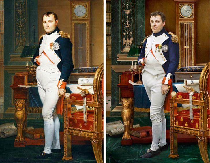 Наполеон - Уго де Саліс