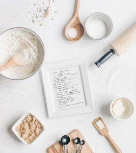 рецепти випічки