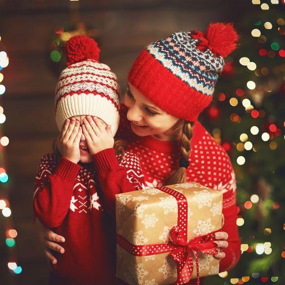Подарунки на Новий рік 2021 для дітей