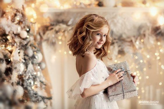 новорічні подарунки для дівчаток
