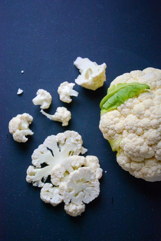 Як правильно готувати цвітну капусту