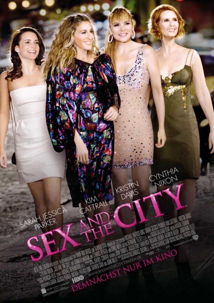 Секс у великому місті (Sex and the City), 1998-2004