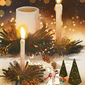 Картинки з Різдвом