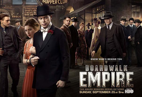 Підпільна імперія (Boardwalk Empire)