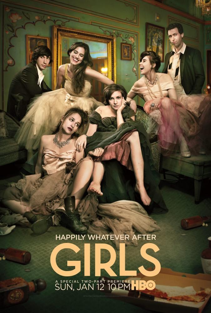 Дівчата (Girls), 2012-2017