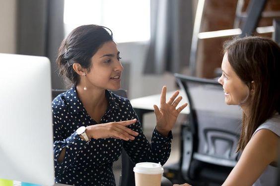 3. Використовуйте невербальні засоби спілкування