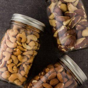 Чи потрібно перед їжею замочувати горіхи
