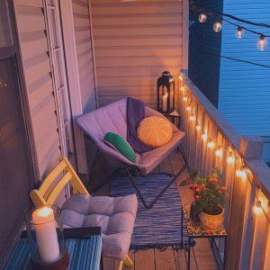 Готові схеми: як перетворити балкон в круте місце для літнього відпочинку