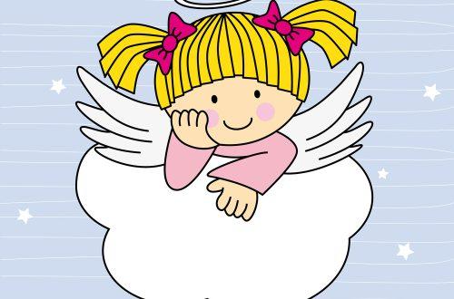 Привітання з днем ангела - проза, вірші і картинки