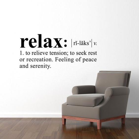 """Давайте себе время """"выдохнуть"""" и полениться"""