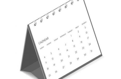 Печать подарочных, домашних и офисных календарей